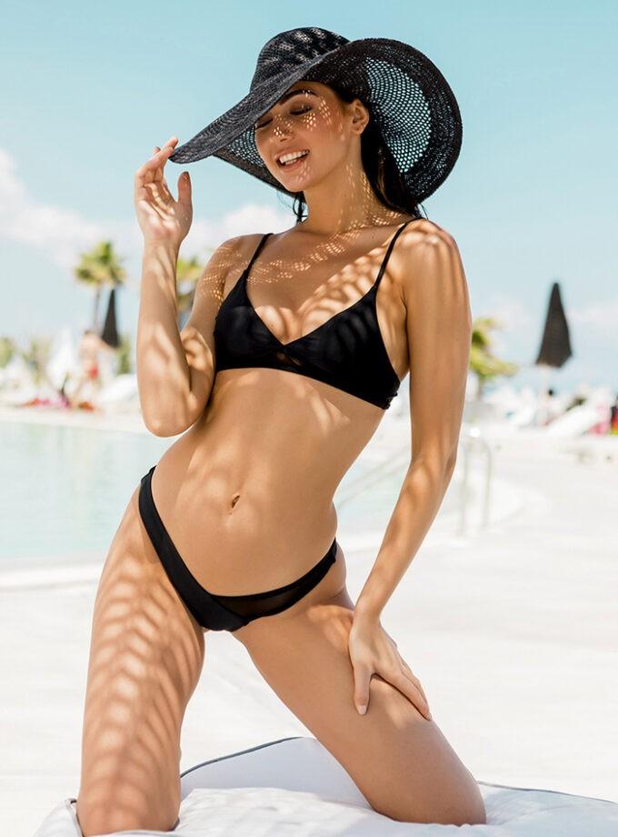 High leg bikini