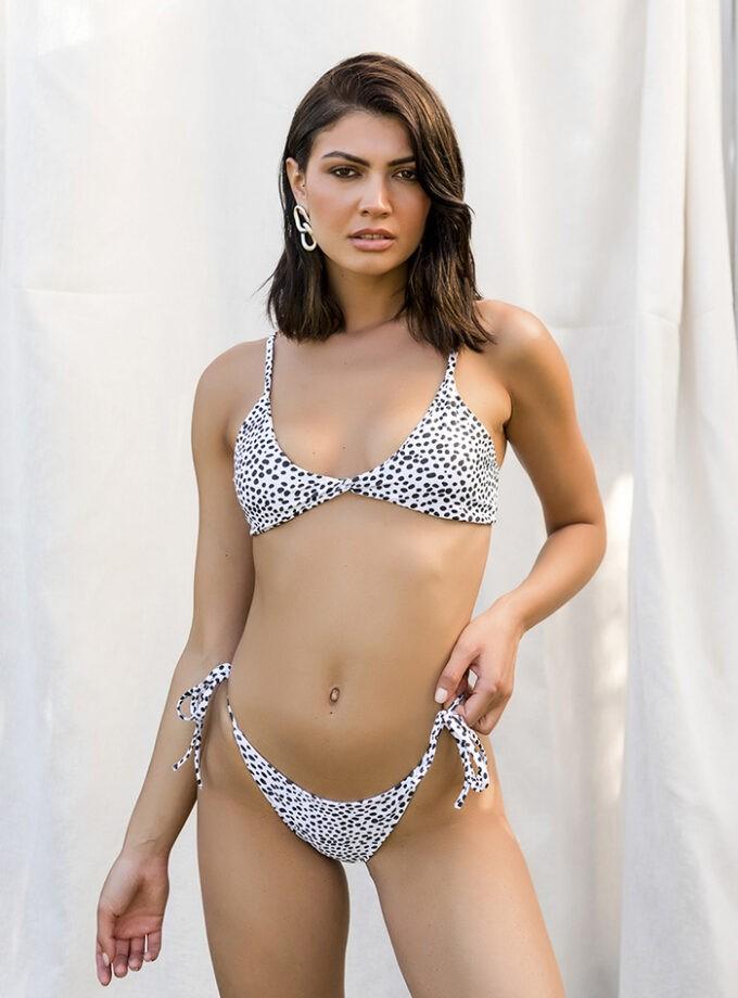 Polka dots bikini