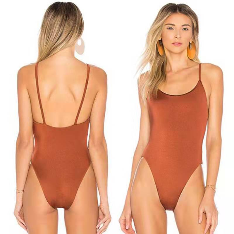 BODY One piece with thin straps